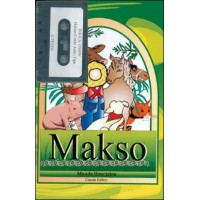 Makso's Farm by Maude Heurtelou in Haitian-Creole - Book & Audio Tape