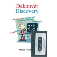 Dekouvèt, Book and Tape by Maude Heurtelou in Haitian-Creole - Book & Audio Tape