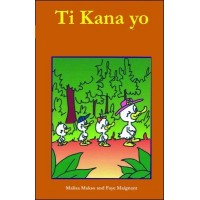 The Little Ducks / Ti Kana yo in Haitian-Creole only