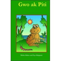 Gwo ak Piti (Big and Small) Creole only by Malisa Makso