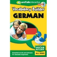 Talk Now Vocabulary Builder German