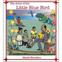 Blue Bird in English by Maude Heurtelou