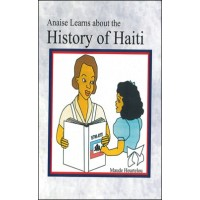 Anayiz Learns about Haiti in English by Maude Heurtelou