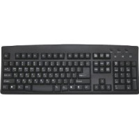 Keyboard for Korean Black USB - SimplyPluggo ACK-260UAC