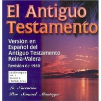 El Antiguo Testamento / The Spanish Old Testament Reina-Valera Revision de 1960 (Audio Cassettes)
