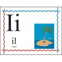 Alfabè (Alphabet Flash Cards) in Haitian Creole by Maude Heurtelou