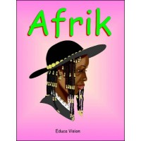 Afrik / (Africa) with lessons in Haitian-Creole