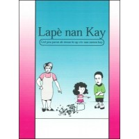 Lapè nan Kay / conflict and resolution booklet in Haitian-Creole