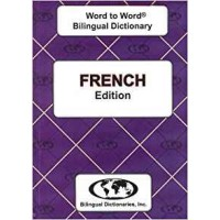 Word to Word French / English Dictionary (Paperback)