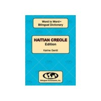 Word to Word Haitian-Creole / English Dictionary Paperback