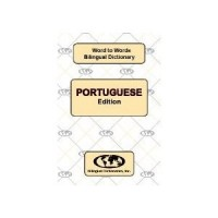 Portuguese Word to Word Dictionary (Paperback)