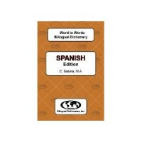 Word to Word Spanish / English Dictionary (Paperback)