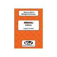 Swahili Word to Word Dictionary (Paperback)