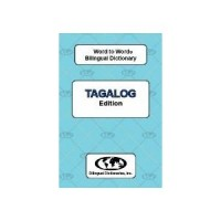 Tagalog Word to Word Dictionary (Paperback)