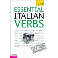 Essential Italian Verbs: A Teach Yourself Guide (Paperback)