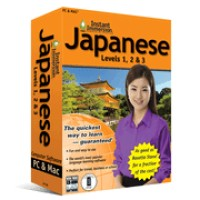 Instant Immersion Japanese Level 1,2, and 3