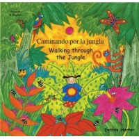 Walking through the Jungle in Spanish & English (PB)