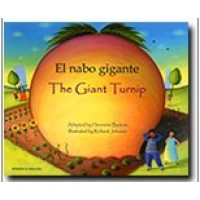 Giant Turnip in Italian & English (PB)