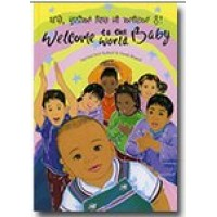 Welcome to the World Baby in Bulgarian & English (PB)