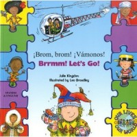 Brrmm! Let's Go! in Spanish & English (PB)