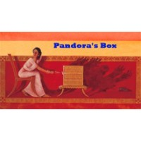 Pandora's Box in Greek & English (PB)