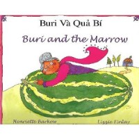 Buri and the Marrow in Vietnamese & English (PB)