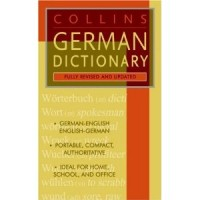 Collins German Dictionary English<>German