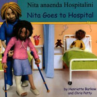 Nita Goes to Hospital in Swahili & English