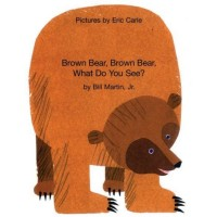Brown Bear, What Do You See? in Gujarati & English