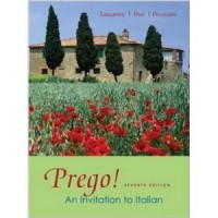 Prego! An Invitation to Italian [Hardcover]
