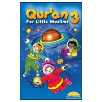 Qur'an for Little Muslims 3 (Audio Tape)