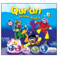 Qur'an for Little Muslims 2 (Audio CD)