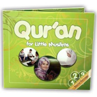 Qur'an for Little Muslims 3 CD Set (Audio CD)
