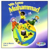 We Love Muhammad (With Music, Audio CD)