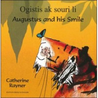 Augustus and his Smile in Slovakian & English (PB)