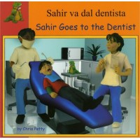 Sahir Goes to the Dentist in Kurdish & English (PB)