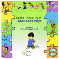 Goal! Let's Play! in Russian & English [PB]