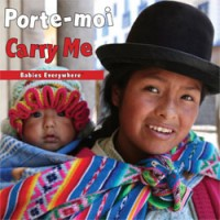 CARRY ME Board Book in French & English