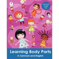 Learning Body Parts In Samoan And English [PB]