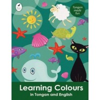 Learning Colours In Tongan And English