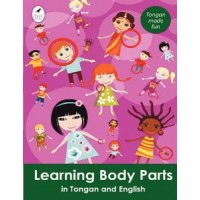 Learning Body Parts In Tongan And English