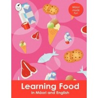 Learning Food In Maori And English