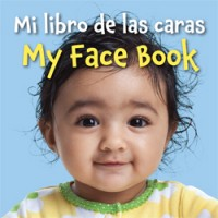 MY FACE BOOK in Spanish & English board book