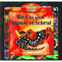 Study of Animals with Backbones in Haitian Creole / B�t ki gen kol�n v�tebral