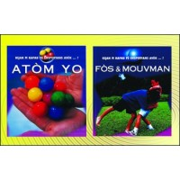 Physical Science Study 3-Book Pack in Haitian Creole / Syans Fizik