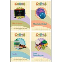 EduCares 24-Book Collection for Kindergardeners in Haitian Creole