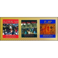 Ancient History 3-Book Pack in Haitian Creole / Istwa Ansyen