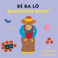 Backpack Baby in Vietnamese & English by Debby Slier