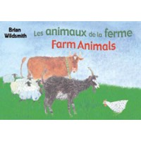 Farm Animals in French & English by Brian Wildsmith