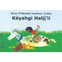 Farm Animals in Navajo only by Brian Wildsmith